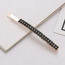 Crystal Hair Pins Hair Clip Barrette Bobby Pin Casual Colour Hair Accessories