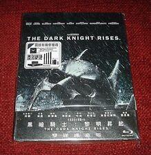 The Dark Knight Rises *Blu - Ray Steelbook* / Taiwan / Brand New Factory Sealed!