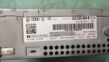 2011 Audi Q7 GPS Navigazione Lettore DVD 4L0 035 664 B