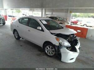 Rear Door Left SDN ELECTRIC DRIVER 4DR-SDN NISSAN VERSA 12-19 *LOCAL PICKUP ONLY