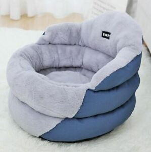 New Warm Pet Dog Cat Sofa Bed House Mat Coushion Puppy Kitty Indoor Bed Kennel