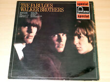EX !! The Walker Brothers/Fabulous/1966 Fontana Stereo LP