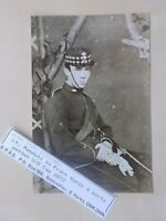 MILITARY PHOTOGRAPH - ROYAL SCOTS FUSILIERS - Lt MASDALL c1872 - m125