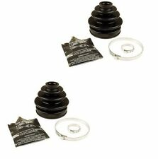 2 Front Outer CV Joint Boot Kits Bay State 0443835021 For Toyota 4Runner Pickup