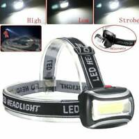 2000LM LED Rechargeable Headlamp HeadLight Torch Fishing Flashlight Lamp Durable