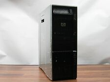 HP Z600 Workstation Chassis Case w/ Optical, Front Panel Board, Fans 468624-004