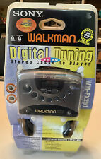 Vintage SONY Walkman WM-FX251 Digital Tuning Stereo Cassette Player FM/AM NEW
