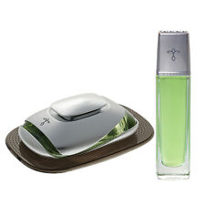 Chanson in the Rive Gauche-Green Tea Air Fresheners for Car with Refill Perfume