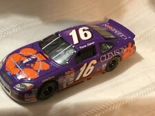 NASCAR Diecast 1/24 scale #16 Kevin Lepage CLEMSON University 2000 Ford Taurus