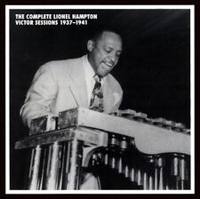 LIONEL HAMPTON - MOSAIC: THE COMPLETE VICTOR SESSIONS 1937-41 CD BOX SET [NEW]
