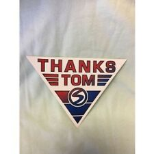 THANKS TOM SIMS SKATEBOARDS SNOWBOARD STICKER/DECAL!