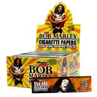 10 x BOB MARLEY Pure Hemp Cigarette Rolling Papers Rizla King Size UK