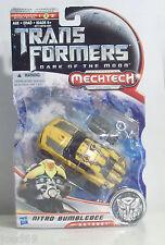 Transformers Dark Of The Mon Mechtech Nitro Bumblebee Autobot 2010