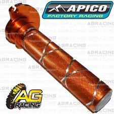 Apico Orange Aluminium Throttle Tube Sleeve w/ Bearing For Husqvarna CR 360 1998