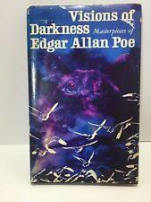 Visions Of Darkness: Masterpieces Of Edgar Allan Poe - Copyright 1971 Hallmark