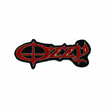 OZZY OSBOURNE Embroidered Rock Band Iron On or Sew On Patch UK SELLER Patches