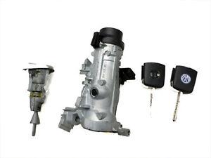 Zündschloss 2x Schlüssel Türschliesszylinder für VW Golf 1K V 03-08 1K0905851B