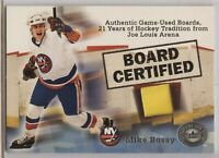 2001-02 Fleer Greats Of The Game Board Certified Mike Bossy (110319-102)