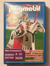 Playmobil 3699 OVP MISB Ritter Christopherus Reiter vs. Kreuzritter Unopend Box!