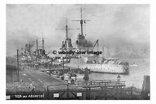 rp17653 - German Navy Warships in Wilhelmshaven - photo 6x4