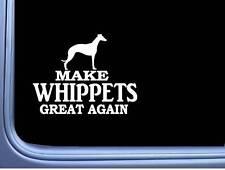 "Whippet Maga L733 Dog Sticker 7"" decal"