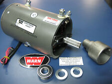 WARN 70865 New Replacement 12 Volt DC Electric Winch Motor