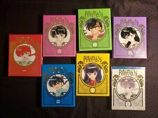 Ranma 1/2: COMPLETE 1,2,3,4,5,6,7 Special Edition (Blu-ray Disc, 2014)