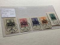 German States Stamp Lot IA22