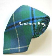 HS écossais Cravate Pour Kilt ancienne Campbell Tartan acrylique laine cravate laine