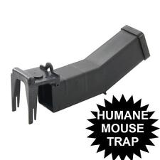 REUSABLE HUMANE MOUSE TRAP AUTO CATCH  NON KILLING  MICE PEST CONTROL IN HOME