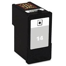 Non-OEM Replace For Lexmark No 14 Z2300 Z2310 Z2320 Black Ink Cartridge