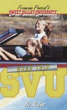 No Rules (Sweet Valley University(R))