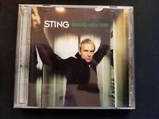 """Sting - """"Brand New Day"""" (CD, 1999, A & M Records) Ships for FREE!"""