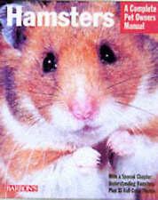 Hamsters by Otto Von Frisch (Paperback, 1998) in very good condition