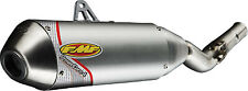 NEW FMF RACING PowerCore 4 Spark Arrestor Slip-On EXHAUST MUFFLER 044313