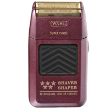 WAHL 5 Star Shaver/Shaper #8061 Bump-Free Shaving / Replacement Foil - YOU PICK