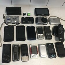Job Lot - Nokia Sony Samgsung LG -  Phones / Digital Cameras / TomTom