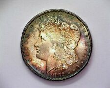1882 MORGAN SILVER DOLLAR BRILLIANT UNCIRCULATED NICE COLOR!!