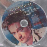 VICENTICO CULPABLE LOS FABULOSOS CADILLACS CD Single