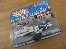 HOT WHEELS Planet Micro Stewart FORD Team Grand Prix Racers ULTRA RARE!!