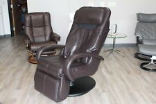 HT-5040 Human Touch WholeBody™ Robotic Home Signature Massage Chair in Espresso