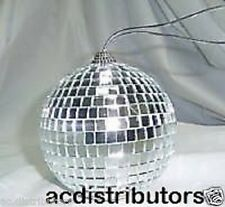 """NEW 2"""" Mini Hanging Disco Glass Mirror Ball """"Perfect as a Gift!"""""""