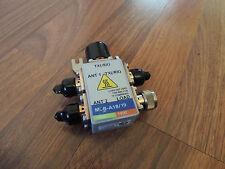 Ericsson Krf 201 450/2 3S Coaxial Rf Divider/Splitter Filter Module Mcb-A18/19
