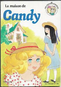 La maison de Candy de Yumiko Igarashi - Kyoko Mizuki