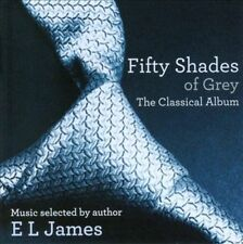 FIFTY SHADES OF GREY The Classical Album CD BRAND NEW