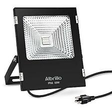 Openbox Albrillo 50w Outdoor Led Flood Lights Rgb Plug In Outside Security With