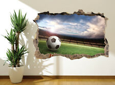 Cool game ball football pitch wall sticker wall mural (38727339)