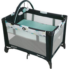 Graco Pack 'n Play On The Go Playard Stratus *BRAND NEW*
