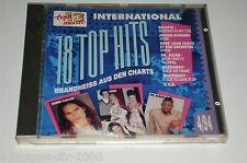 18 TOP HITS 4/94 CD MIT ROXETTE MAGIC AFFAIR JOSHUA KADISON BLUE SYSTEM LOFT