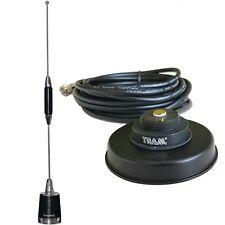 Antenna NMO UHF 450-470 5 dBd Magnet Mount Motorola with mini-UHF Mobile Radio